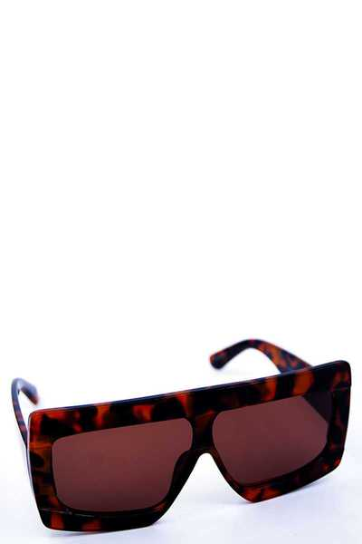 STYLISH SQUARE POLY CARBONATE SUNGLASSES 1 DOZEN