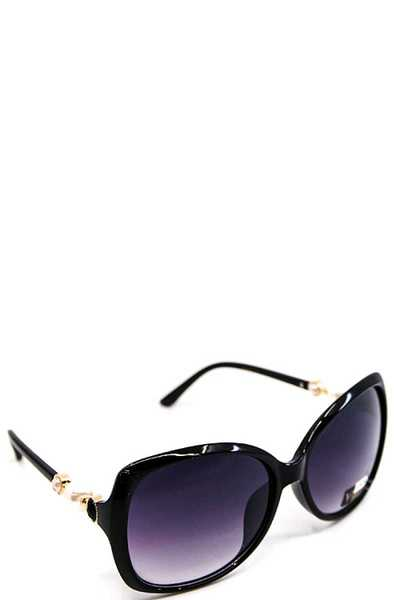 MODERN BUTTERFLY CHIC SUNGLASSES