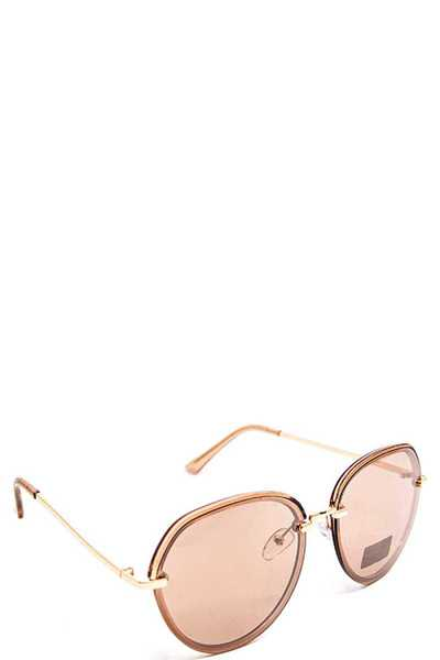 CHIC PRINCESS AVIATOR SUNGLASSES