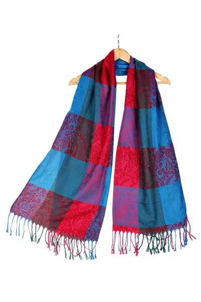 Colorful Fashion Scarf