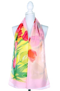 BLISSFUL GARDEN SCARF