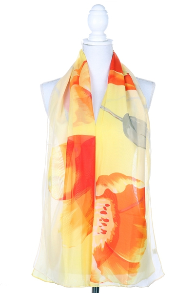 ABLOOM OBLONG SCARF