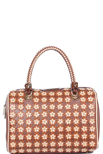 Nicole Lee Meroz Blooming Boston Bag