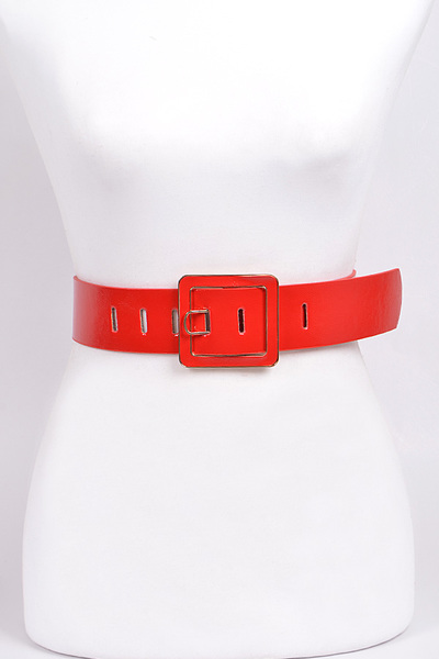Simple Buckle Belt