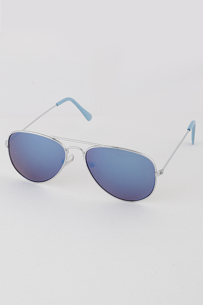 Kids Classic Aviator Sunglasses
