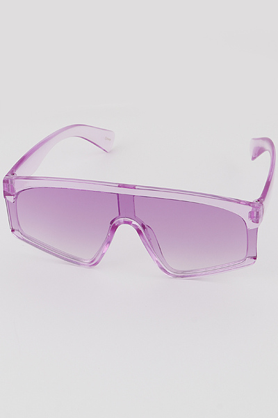 KIDS Translucent Shield Sunglasses