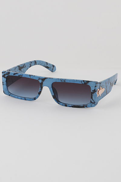 In The Theatre Rectangular Sunglasses