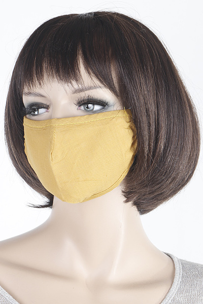 Monotone Face Mask