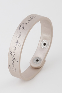 Everything Is Possible Bracelet