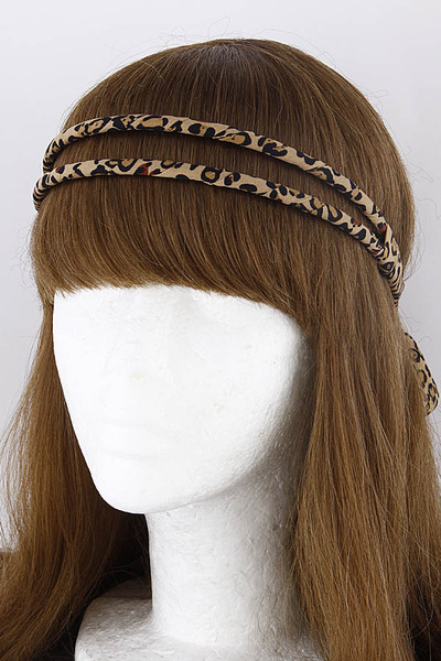 Tie Back Head Band