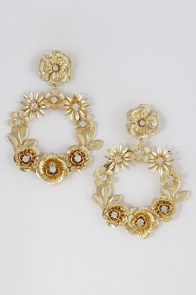 Floral Darling Earrings