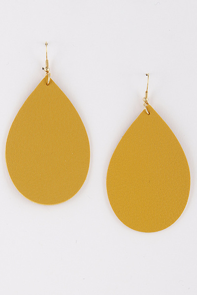 Teardrop Classic Earrings
