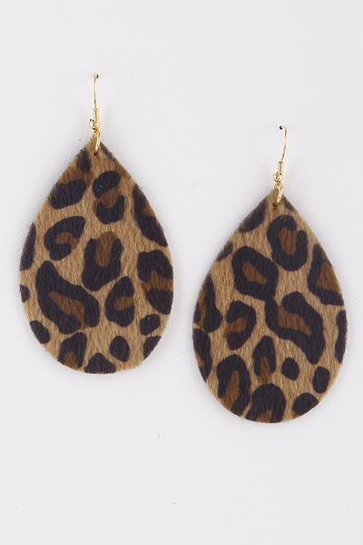 Teardrop Day To Day Earrings