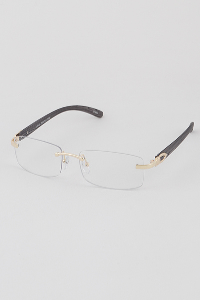 Rectangular Classic Reading Glasses