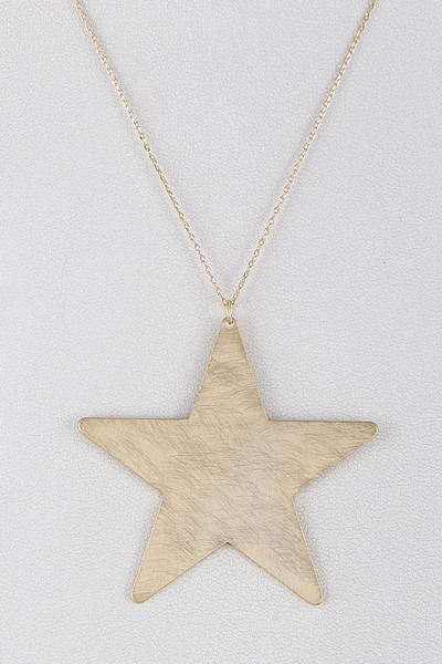 Star Statement Necklace