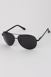 Slim Aviator Shades Sunglasses