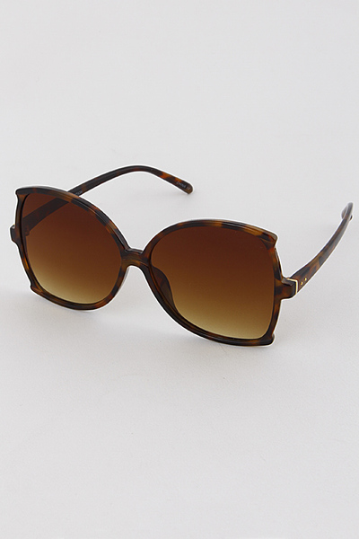 Very Chic Tinted Sunglasses