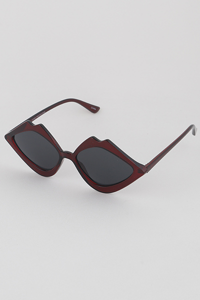 Monotone Lip Sunglasses