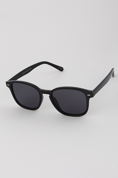 Simple Block Sunglasses