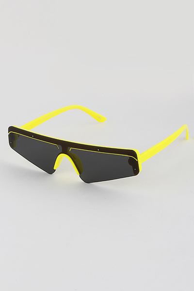 Slim Stylistic Sports Sunglasses