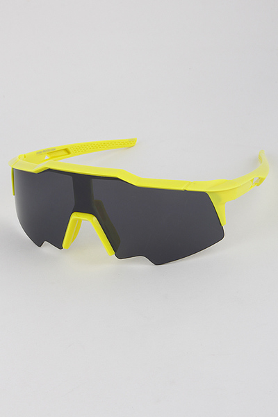 Abstract Design Shade Sunglasses