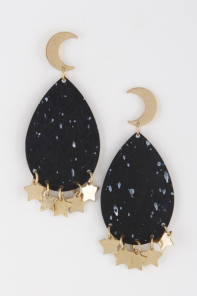 Lovely Night Inspired Earrings