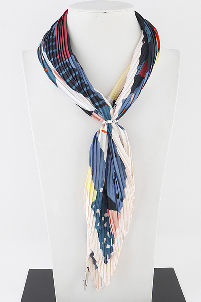 Multi Tone Fashion Scarf