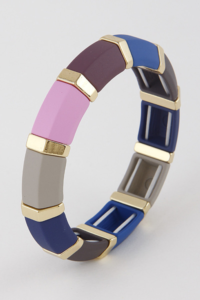 Polygon Antique Bracelet