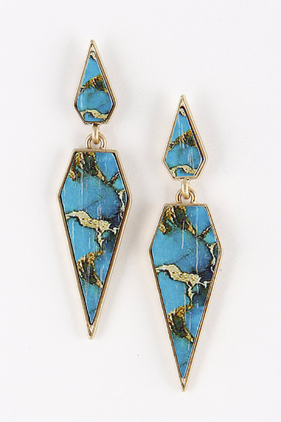 Luxury Aristocratic Drop Earrings