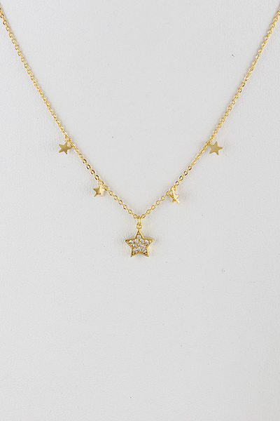 Bright Star Necklace