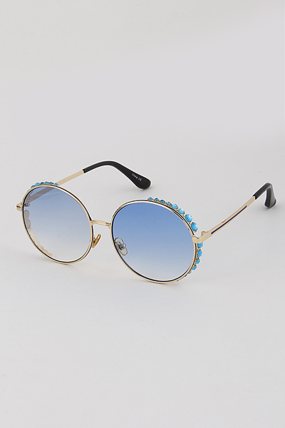 Bedazzled Fashion Sunglasses