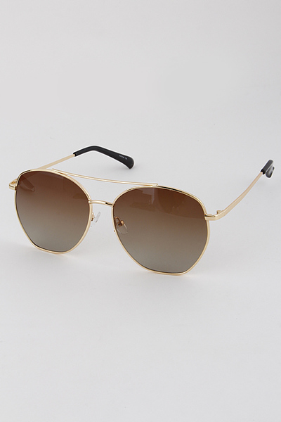 Clean Look Aviator Sunglasses