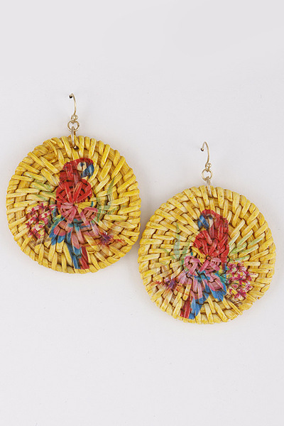 Parrot Lovely Earrings