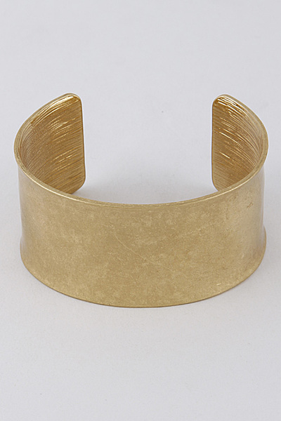 Egypt Antique Inspired Open Cuff Bracelet