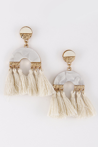 Lady Lucky Earrings
