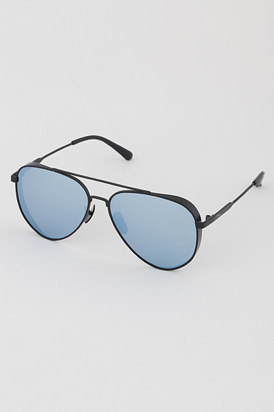 Side Covering Frame Aviator Sunglasses