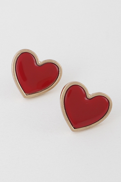Filled with Love Stud Earrings