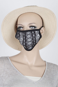 Multi Patterned Mask