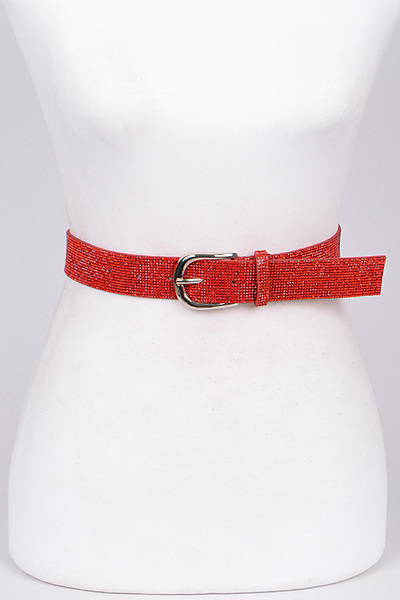Lovely Rhinestone Belt