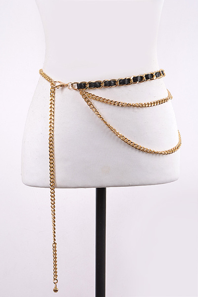 Lined Chain Bel