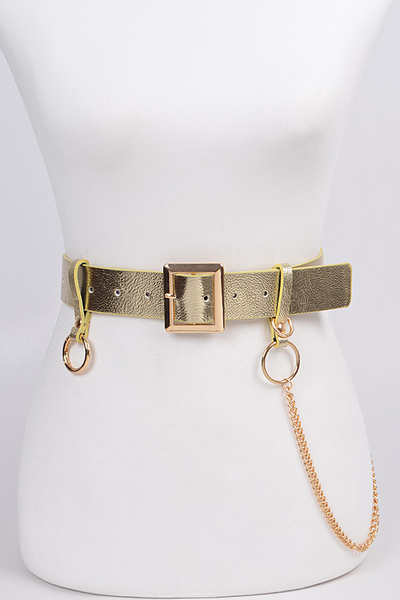 Mixed Material Belt