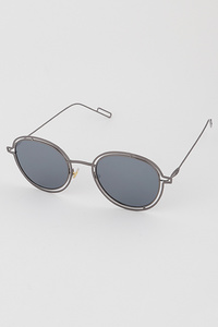 Double Wire Frame Sunglasses