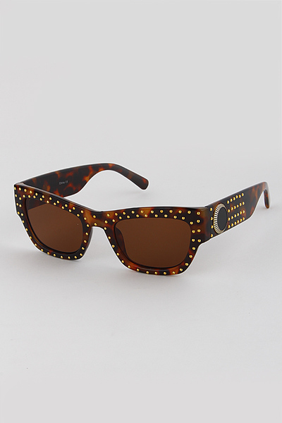 Antique Jeweled Sunglasses