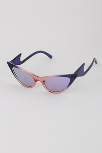 Extravagant Cateye Fashion Glasses
