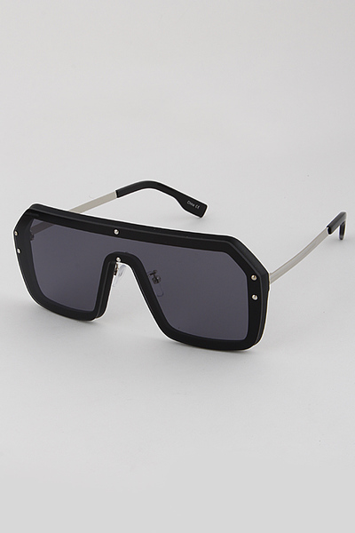 Thick Rimmed Fashion Sunglasses
