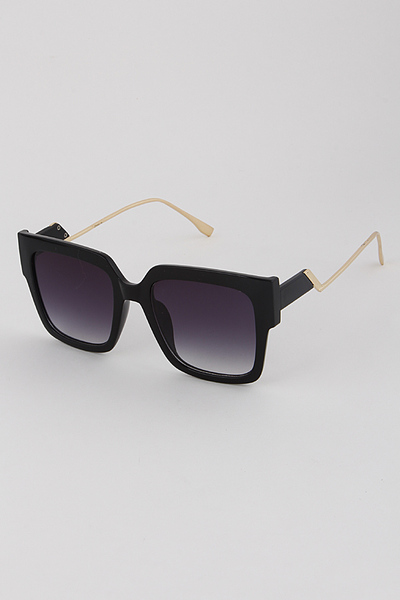 Fashionista Thin Frame Sunglasses