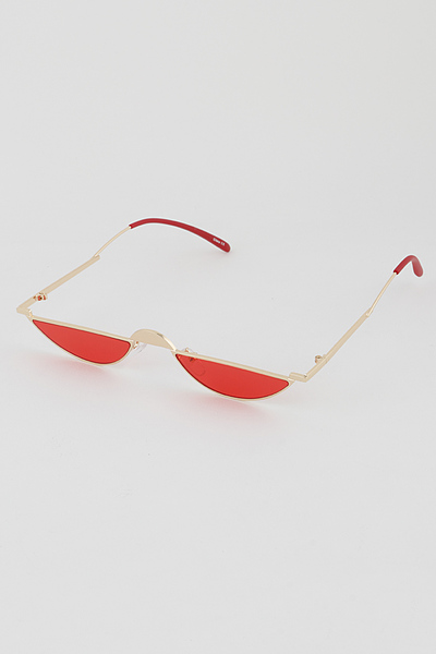 Tinted Retro Sunglasses
