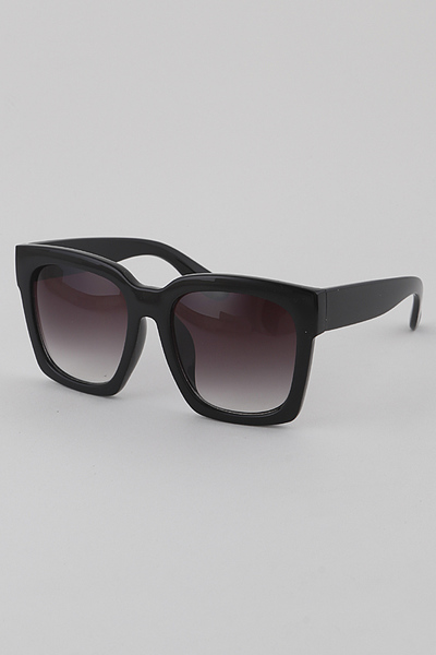 Oversized Sauare Sunglasses