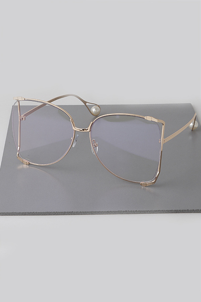 Pearl Frame Glasses