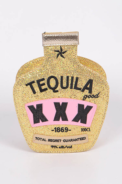 We Love Tequila Clutch